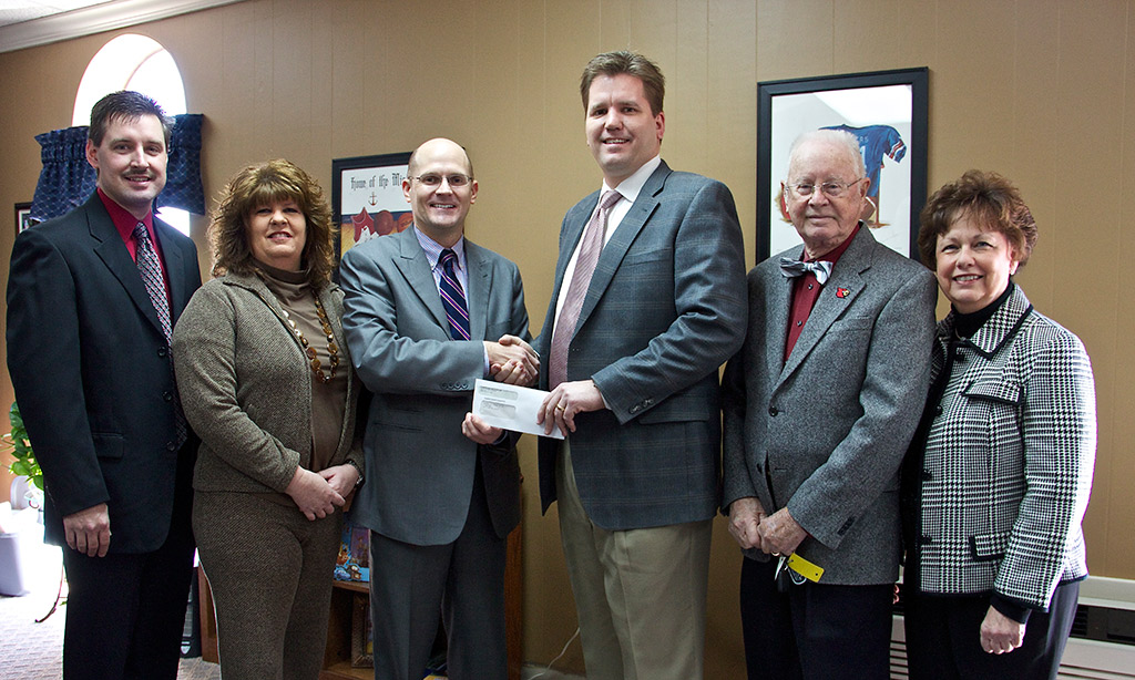 russell school donation